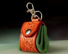 Check out our irish bag selection for the very best in unique or custom, handmade pieces from our bags & purses shops. Gifts For New Dads, Gifts For Husband, Leather Accessories, Leather Jewelry, Leather Keychain, Leather Case, Clé Fob, Key Fobs, Key Chain