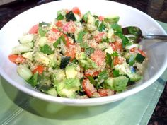 A Detoxifying Summer Salad Helped Jennifer Aniston Lose 6.6 Pounds   Recipe Included