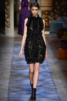 Erdem - Autumn/Winter 2015-16 Ready To Wear London Fashion Week #LFW #BestLooks