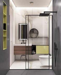 Bathroom: Sliding Doors