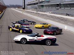 images of pace cars | Chevrolet Corvette Pace Car photos: