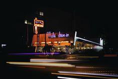 Mel's Drive-in  Sherman Oaks, Ca Sherman Oaks, Broadway Shows, Travel Photography, Fair Grounds, Nyc, London, Paris, Big Ben London, London England