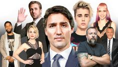 Led by a handsome prime minister and artists like Drake, the Weeknd and Sarah Polley, Canada is shaking off its polite image.