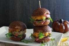 Wildtree's Turkey Stuffing Sliders Recipe You can view more recipes and products at http://www.mywildtree.com/MICHELLEML/