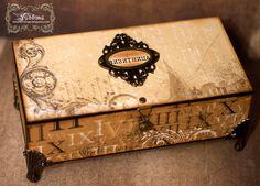 Создавать Прекрасное: СП Подарки мужчинам 4 этап