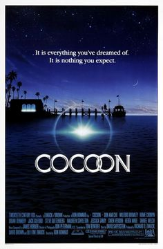 Cocoon posters for sale online. Buy Cocoon movie posters from Movie Poster Shop. We're your movie poster source for new releases and vintage movie posters. Film Movie, 1980's Movies, Great Movies, Movies Online, Comedy Film, Classic 80s Movies, Movies 2019, Drama Movies, Ron Howard