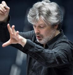 """Music's not something which can just wash over us. It needs us to sacrifice something of ourselves to meet it, and it's very difficult sometimes to do that..."" - James MacMillan"