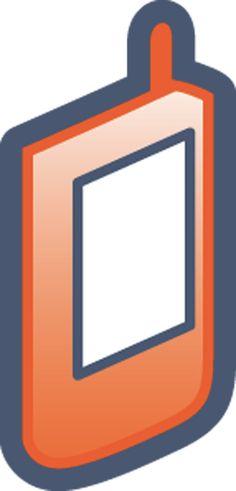 "pictogramme ""Mobile"" de Mediaveil designed by 4uatre."