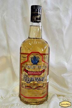 Tequila Reposado Regional