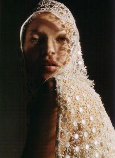 lace shroud