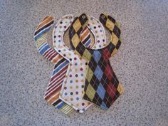 Absolutely Adorable Neck Tie Bibs!!!