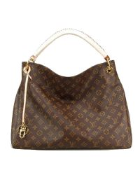 Artsy Louis Vuitton. Love this purse