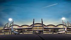 Istanbul Sabiha Gokcen Airport - http://dinnercruisesistanbul.com/istanbul-sabiha-gokcen-airport/