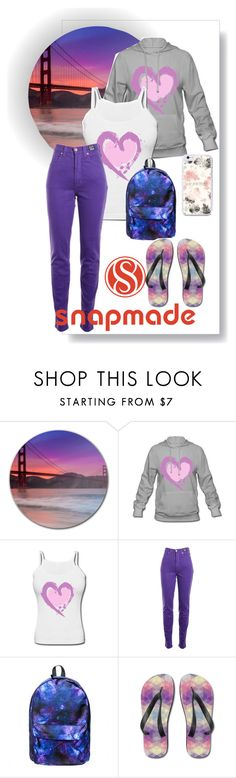 """snapmade $30 Coupon!"" by madcar-2013 ❤ liked on Polyvore featuring Versace Jeans Couture"