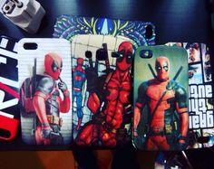 Чехлы коллекции Marvel! Deadpool for youre case!