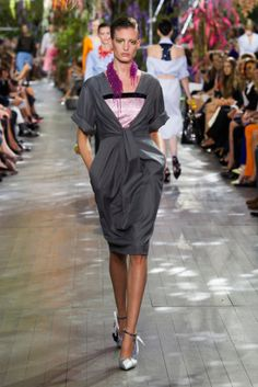 Christian Dior Spring 2014 #ss14 #pfw