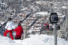 You can't beat Aspen for great skiing and an incredible town.