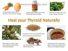 Heal your Thyroid Naturally
