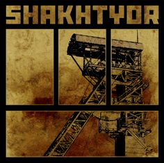 Shakhtyor, s/t (2012, Hamburg instrumental sludge/stoner/doom)