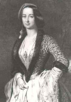 Amalie von Oldenburg, spätere Königin von Griechenland