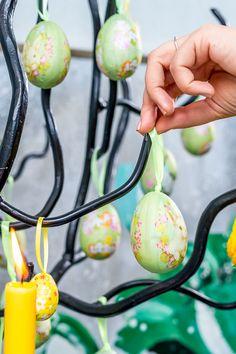Simbolul sărbătorii pascale este oul roșu, dar nobila casa îți oferă un set de ouă în ton cu vremea de afară! Decorating Your Home, Desserts, Tailgate Desserts, Deserts, Postres, Dessert, Plated Desserts