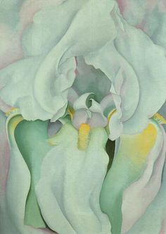 Light Iris:    History of Art: Georgia O'Keeffe