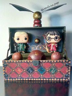 Figurine Pop Harry Potter, Deco Harry Potter, Harry Potter Bedroom, Harry Potter Artwork, Theme Harry Potter, Harry Potter Pictures, Harry Potter Aesthetic, Harry Potter Fandom, Harry Potter World