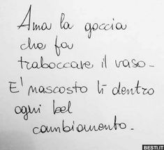 Words Quotes, Book Quotes, Life Quotes, Sayings, Motivational Phrases, Inspirational Quotes, Italian Phrases, Beautiful Words, Positive Vibes