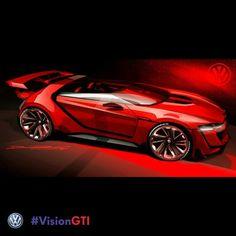 Volkswagen Vision GTI GranTurismo