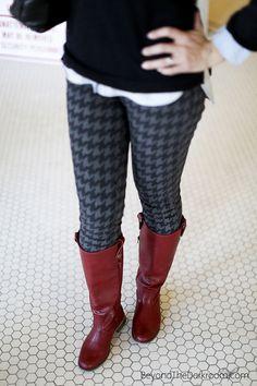Red Boots | SALT