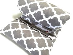 """FLAX HEATING PAD, Microwavable""""The Flax SaK"""" Choice of brushed Flannel washable covers, Flax seed Bag, Great Gift for Valentine for her"""