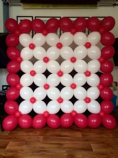 Wedding Decorations Balloon Wall, #quicklink #balloons