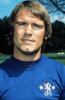 David Webb - Chelsea - as a player.