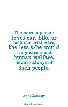 Materialist People