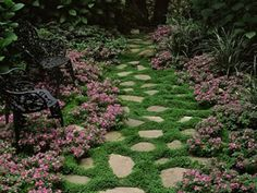 Collect this idea Garden pathways and alleys are usually envisioned for organizational purposes, for getting from one point to another in the easiest possible way. In this post we will show you how pathways can be more than just practical; with a little planning and effort, they can completely turn around the aesthetic value of …