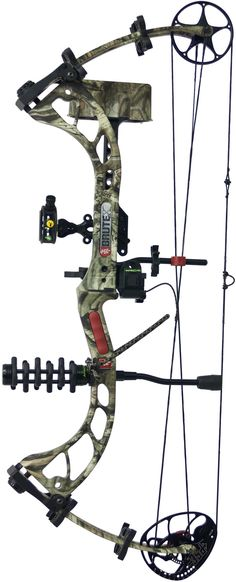 Image detail for -2012 PSE Brute X, Ultra Quiet and Shock-Free Compound Bow Package, $ ...