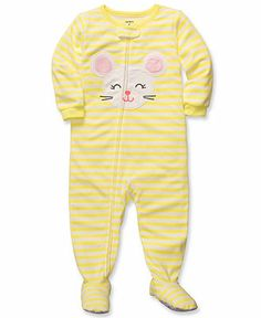 Printed Footed One-Pieces for Baby | Old Navy | CLOTHES FOR KIDS ...