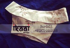 """Off shoulder love ❤️❤️ Saree Jacket Designs, Sari Blouse Designs, Choli Designs, Blouse Patterns, Saree Jackets, Off Shoulder Fashion, Off Shoulder Blouse, Indian Designer Wear, Ikat"