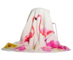 Sprei Flamingo Love, 140 x 200 cm | Westwing Home & Living