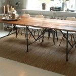 Dinner table by WOODLIVING