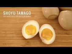 Shoyu Tamago (Soy sauce eggs) Shoyu tamago is one of the most basic ...