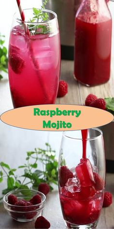 Welcome to my article, here is your family's favorite food and drink! Raspberry Mojito  #Raspberry #Mojito This Raspberry Mojito recipe is an easy refreshing summer drink that combines sweet raspberries, rum, and mint for the perfect sit-back-and-relax drink. #Allrecipe