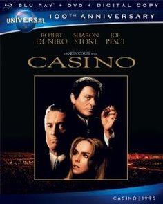 Casino (Blu-ray + DVD + Digital Copy) (1995)