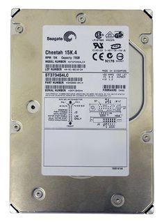 Seagate Cheetah 15K.4 73GB 15000RPM Ultra-320 SCSI 80-Pin 8MB Cache 3.5-inch Internal Hard Drive Mfr P/N ST373454LC