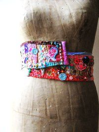 Gypsy Spirit belt