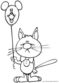 Animals Coloring Pages 140