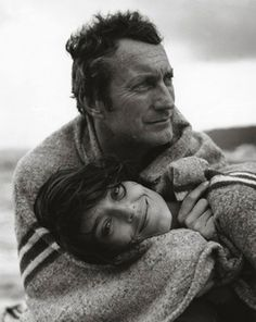 Brian Brown and Rachel Ward, by Marc Hom