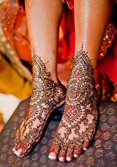 Henna art. Repinned by #EnjoySomruS www.SomruS.com