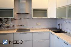 Скинали для кухни: фото - 591