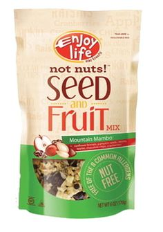 Enjoy Life Not Nuts Seed & Fruit Mix - Mountain Mambo